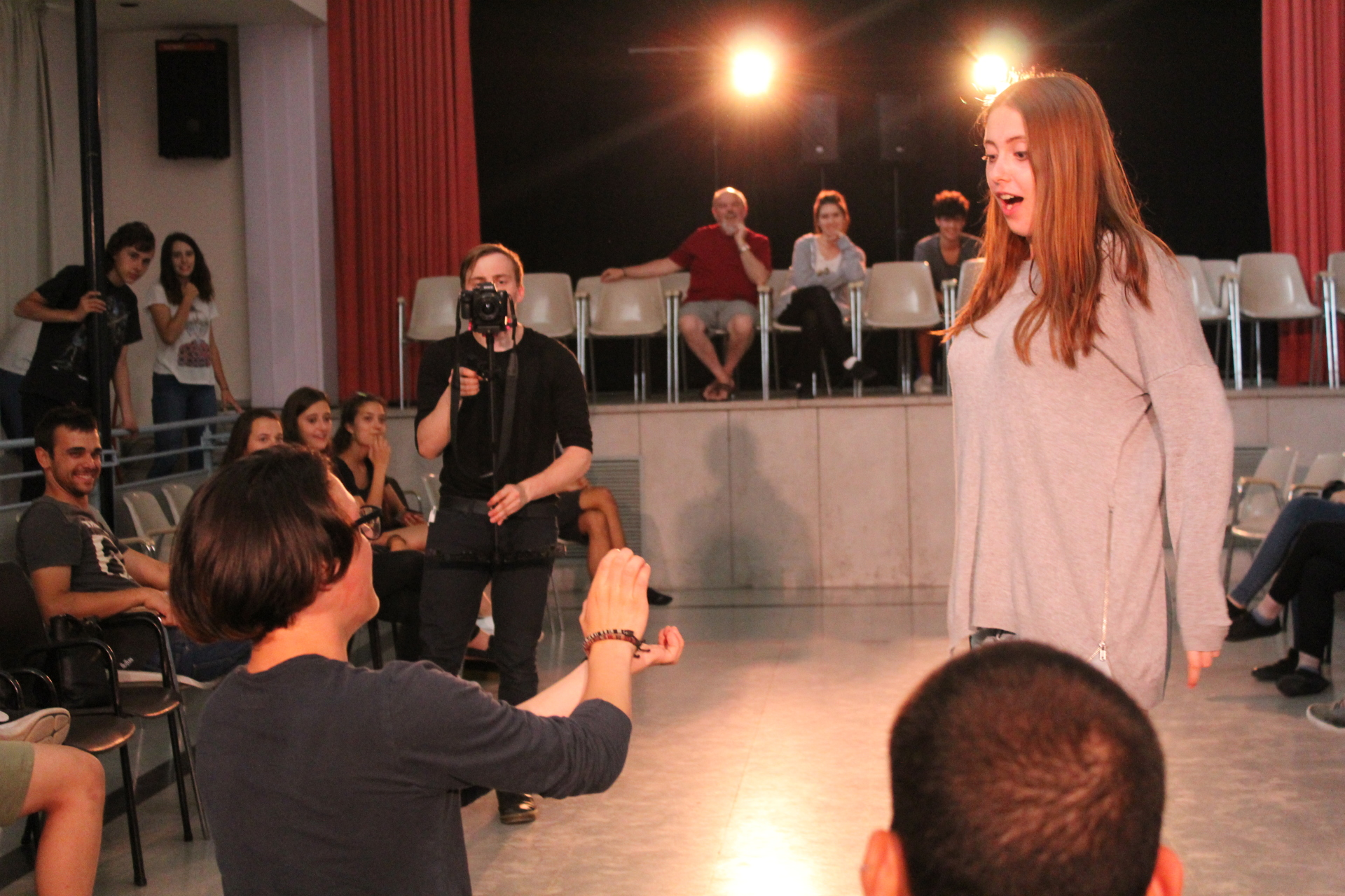 Theatre as a Tool for Social Change